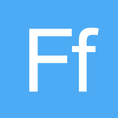 Iron on Letter F