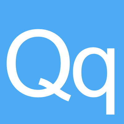 Iron on Letter Q